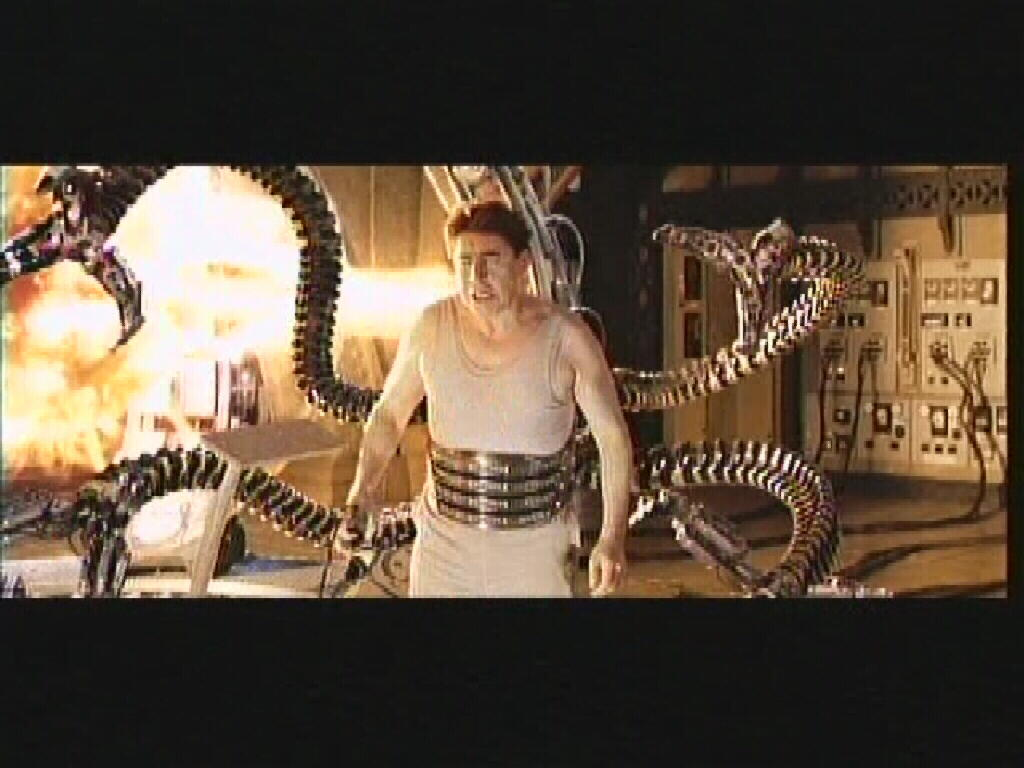 doctor octopus movie